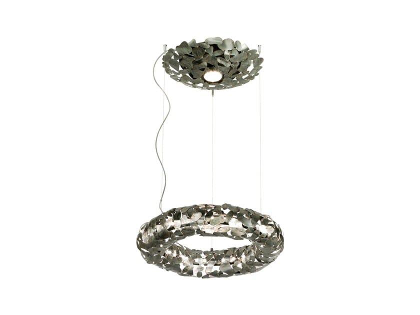 Corten™ pendant lamp CORTEN | Corten™ pendant lamp - IDL EXPORT