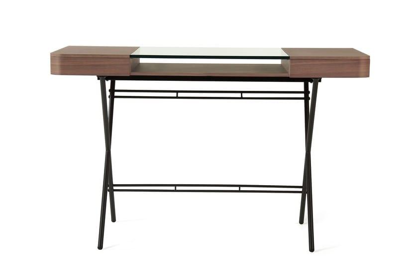 Schreibtisch Mit Schubladen Cosimo Desk Adentro