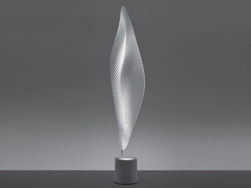 Lampada da terra a luce indiretta COSMIC LEAF   Lampada da terra by Artemide
