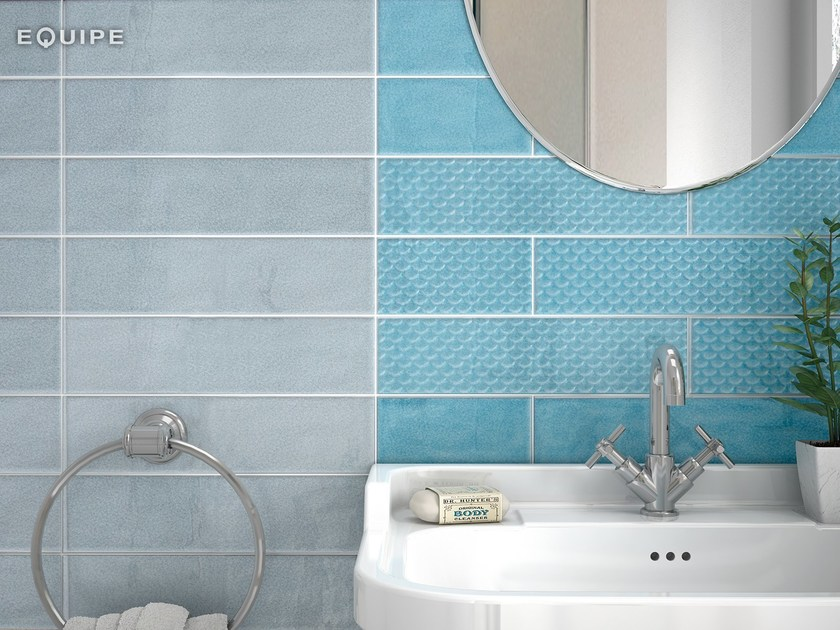 White-paste wall tiles COSMOS | Wall tiles by EQUIPE CERAMICAS