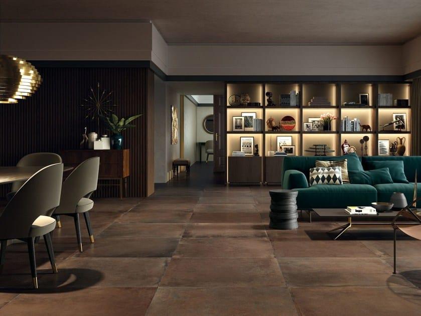 Porcelain stoneware flooring with terracotta effect COTTOFAENZA - Cooperativa Ceramica d'Imola S.c.
