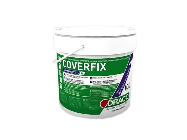 Asbestos encapsulation treatment and product COVERFIX - DRACO ITALIANA