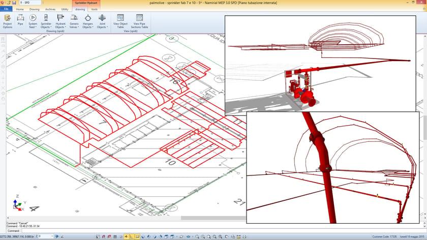 Progettazione impianti antincendio pdf confortevole for Software di progettazione della pianta della casa