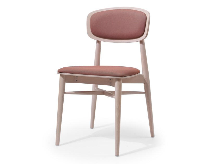 Wooden chair CRAFT EST by Fenabel