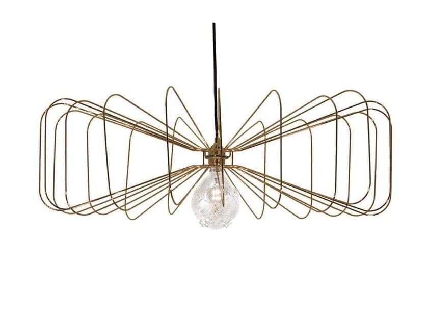 Metal pendant lamp CRAWFORD - Aromas del Campo