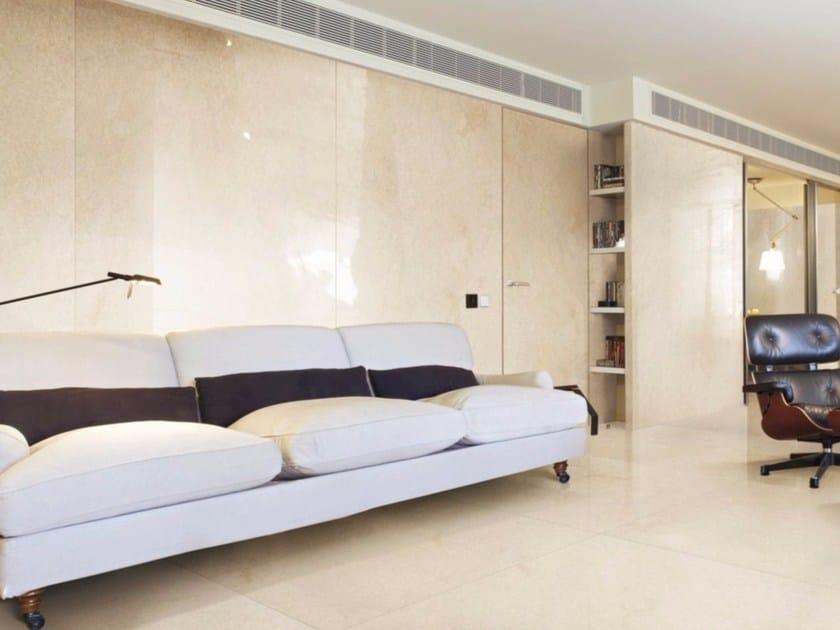 Porcelain stoneware wall/floor tiles with marble effect CREMA MARFIL EXTRA | Wall/floor tiles - FMG Fabbrica Marmi e Graniti