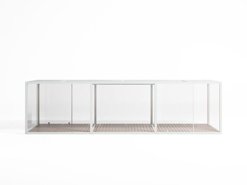 Pergola / conservatory CRISTAL BOX 3 - GANDIA BLASCO