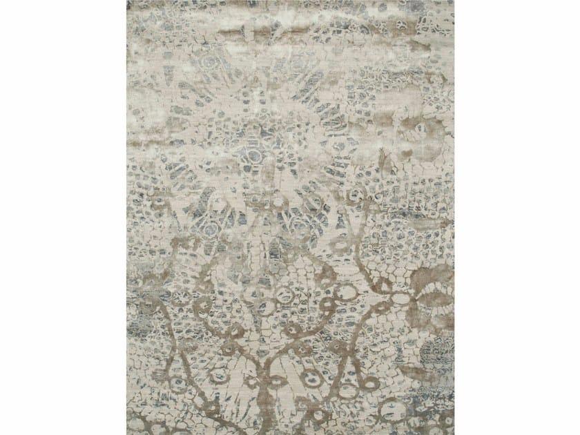 Handmade rug CROCHET LACE - Jaipur Rugs