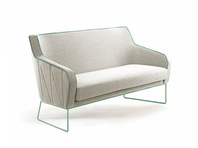 Settee CROIX by Mambo Unlimited Ideas