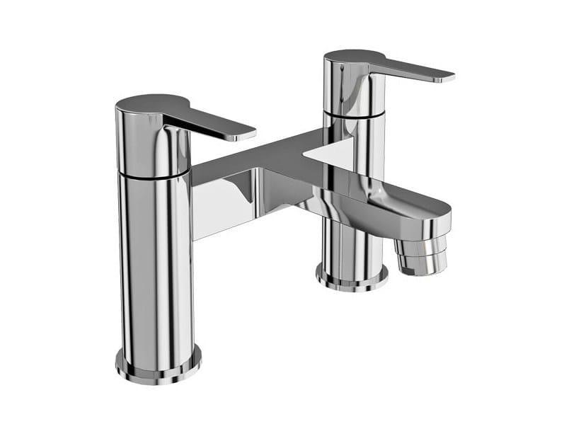 2 hole bathtub mixer CRYSTAL | 2 hole bathtub mixer - Polo