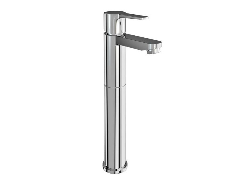 1 hole washbasin mixer without waste CRYSTAL | Washbasin mixer without waste by Polo