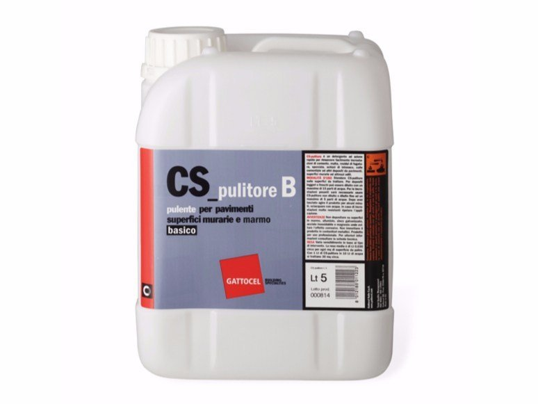 Surface cleaning product CS_pulitore B by Gattocel Italia