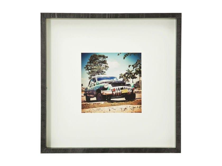 Photographic print CUBA RALLYE - KARE-DESIGN