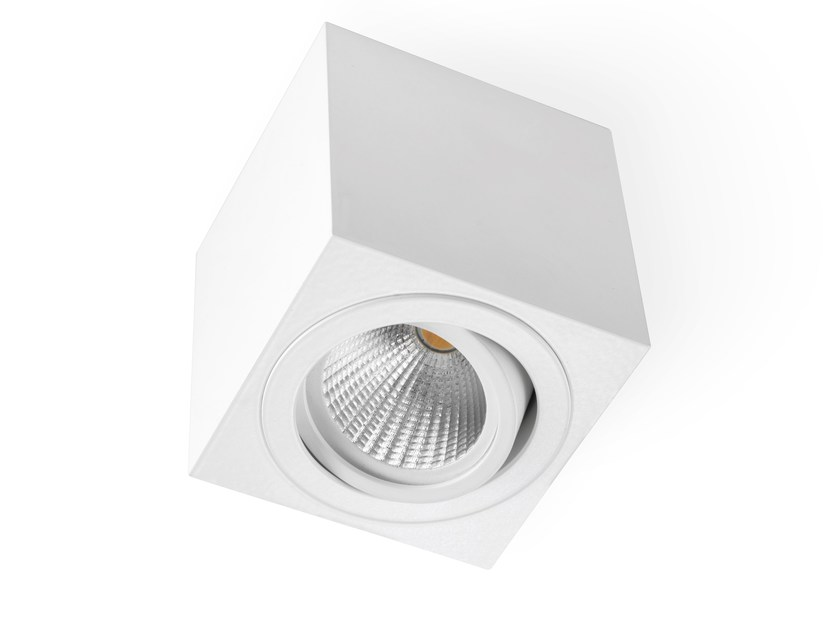 Lampada da soffitto a LED in alluminio CUBE - LED BCN Lighting Solutions