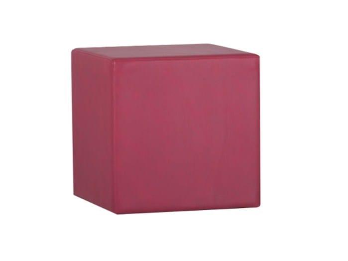 Fabric pouf CUBE - SMV Sitz- und Objektmöbel