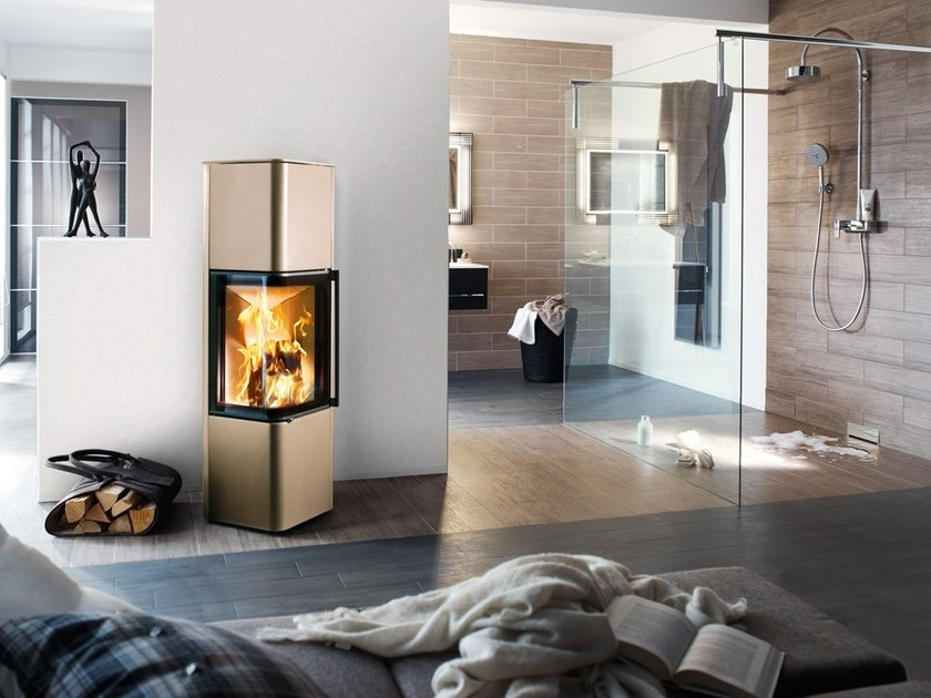 Wood-burning stove CUBO M by SPARTHERM