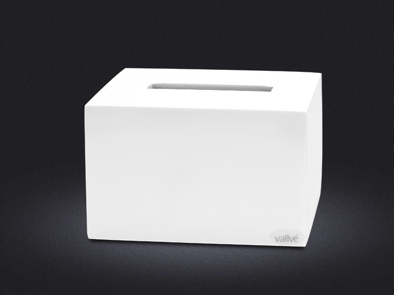Resin hand towel dispenser CUBO | Hand towel dispenser - Vallvé Bathroom Boutique
