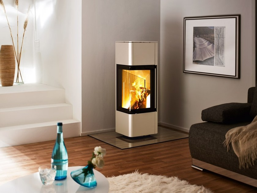 Wood-burning stove CUBO S by SPARTHERM