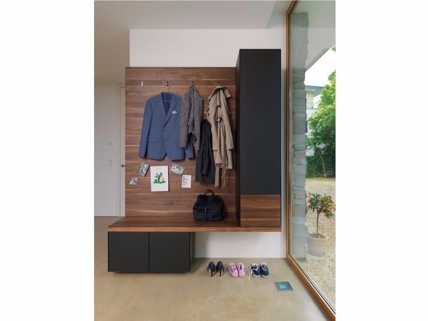 Solid wood hallway unit CUBUS PURE | Hallway unit - TEAM 7 Natürlich Wohnen