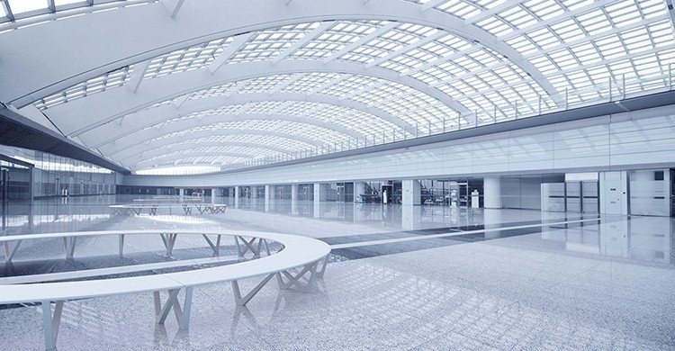 Curved backless Bench CURVED BRIDGE - Bellitalia
