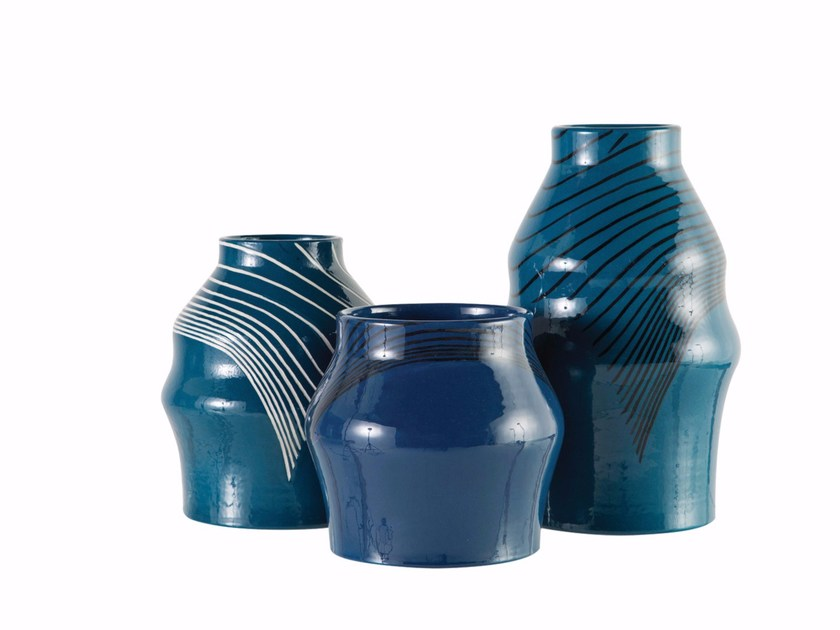 Ceramic vase CUUP by ROCHE BOBOIS