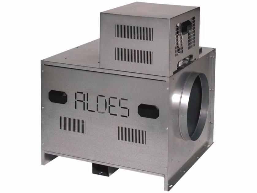 Ventilatore cassonato per evacuazione fumo CYCLONE F400 - ALDES