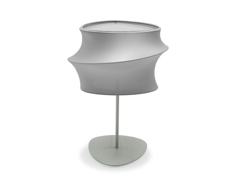 Fabric table lamp CYGNUS | Table lamp by Calligaris