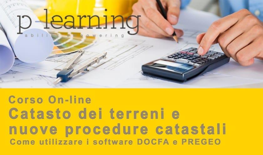Structural Design Training Course Catasto dei terreni e nuove procedure - P-Learning