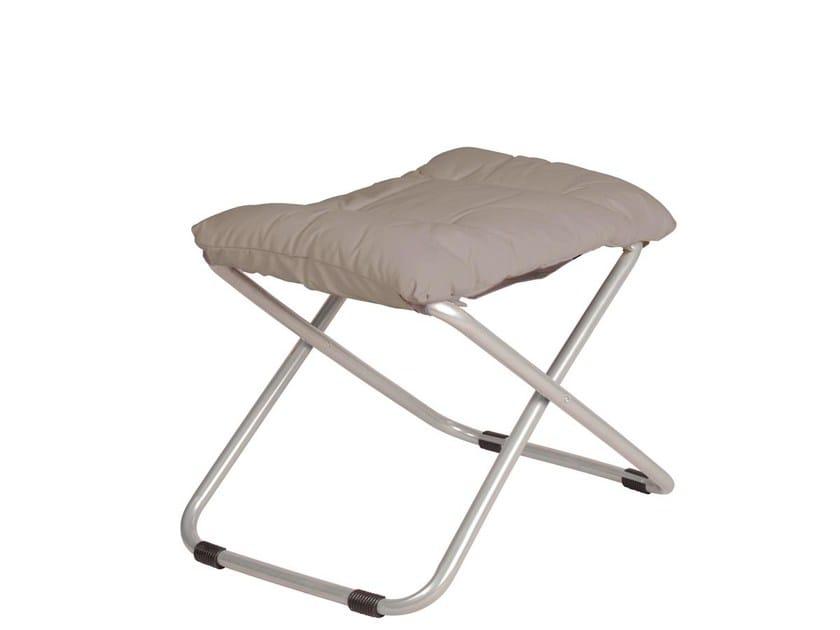 Folding garden footstool CHICO SOFT by FIAM