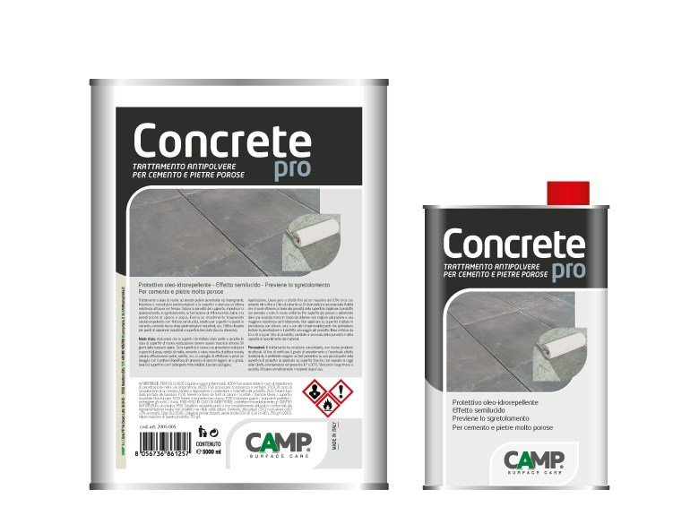 Surface water-repellent product / Masonry consolidation Concrete Pro by CAMP