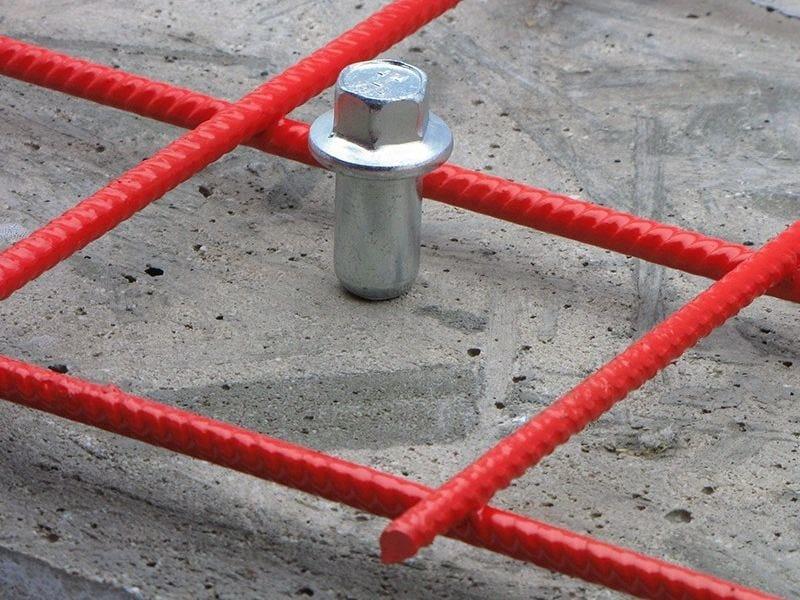 Floor slab connector VCEM by TECNARIA