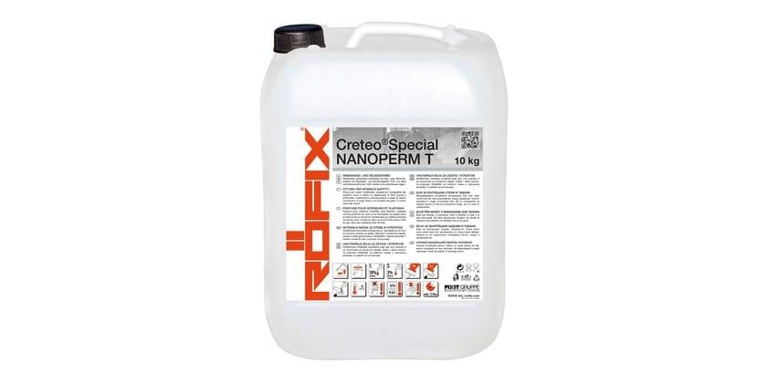 Anti-graffiti treatment Creteo®Special NanoPerm T - RÖFIX