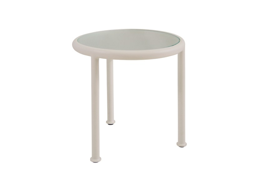 Round coffee table D by emu