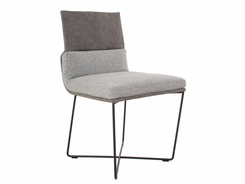 Upholstered fabric chair D.S. | Fabric chair - KFF