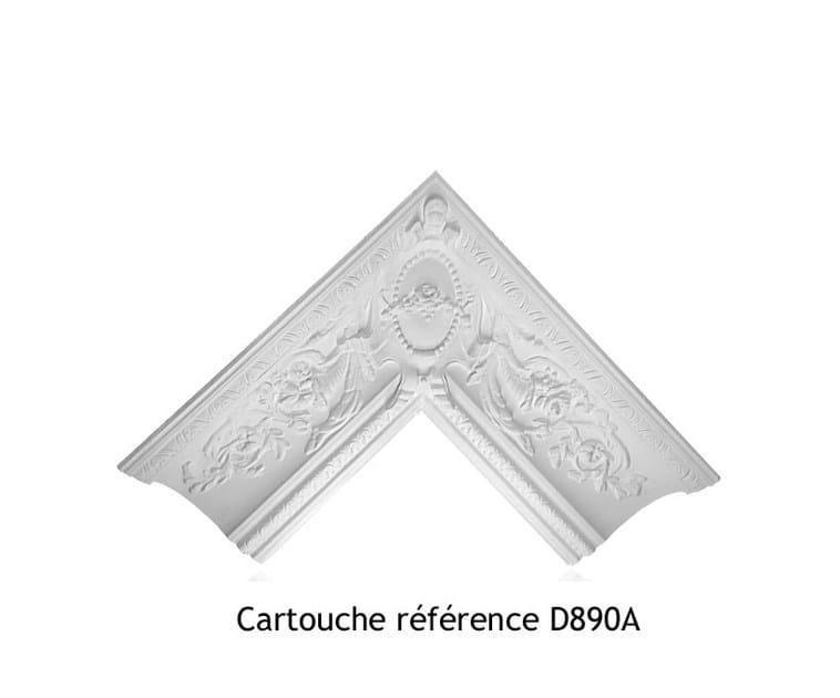 Cornice D890   Cornice - Staff Décor