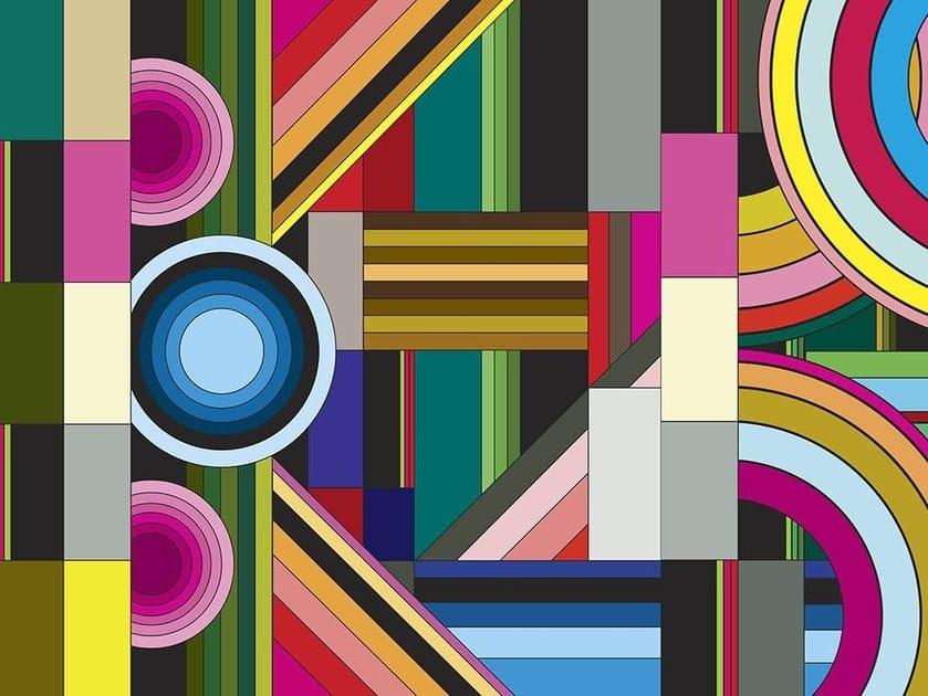 Fiberglass textile wallpaper DA-01 by MOMENTI