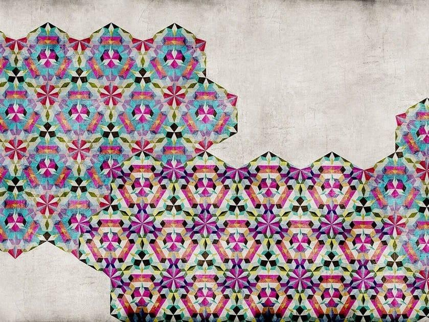 Fiberglass textile wallpaper DA-02 by MOMENTI