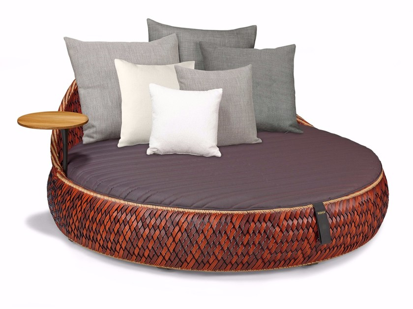 Fabric garden bed DALA LOVESEAT - Dedon