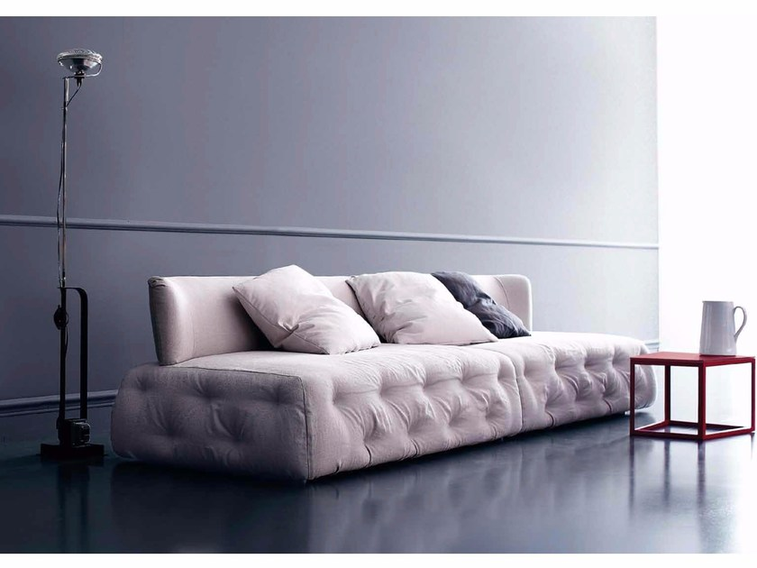Upholstered fabric sofa DANDY - arflex