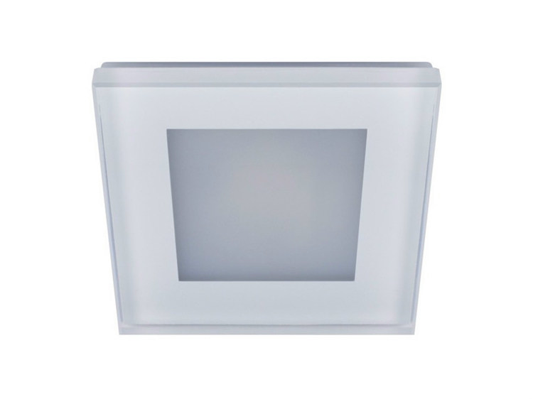 LED ceiling tempered glass spotlight DAPHNE HP 4W - Quicklighting