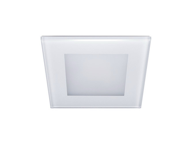 LED ceiling tempered glass spotlight DAPHNE LP 4W - Quicklighting