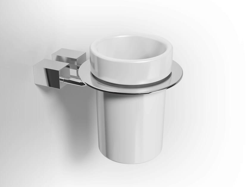 Ceramic toothbrush holder DATURA | Ceramic toothbrush holder - Alna