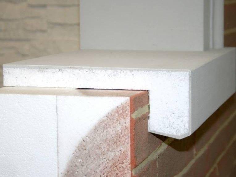 Davanzale termico davanzale wall system - Miglior materiale per finestre ...
