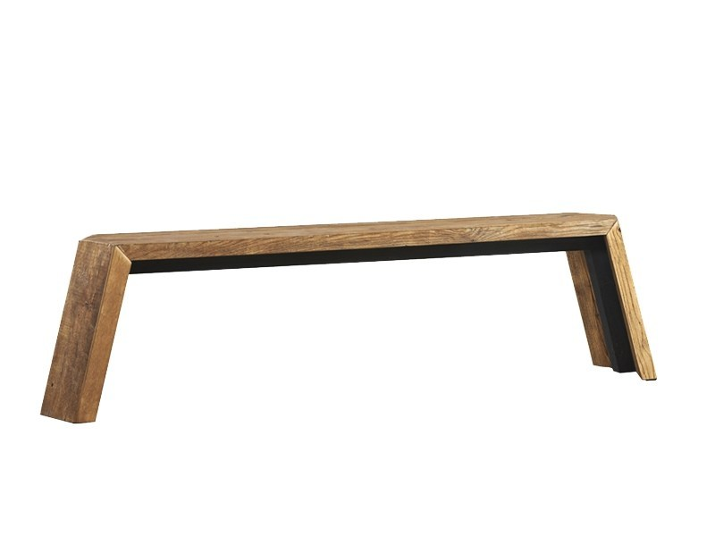 Pine bench DB004500 | Bench - Dialma Brown