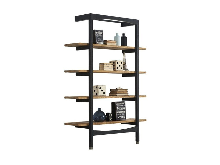 Open shelving unit DB004503 | Shelving unit - Dialma Brown