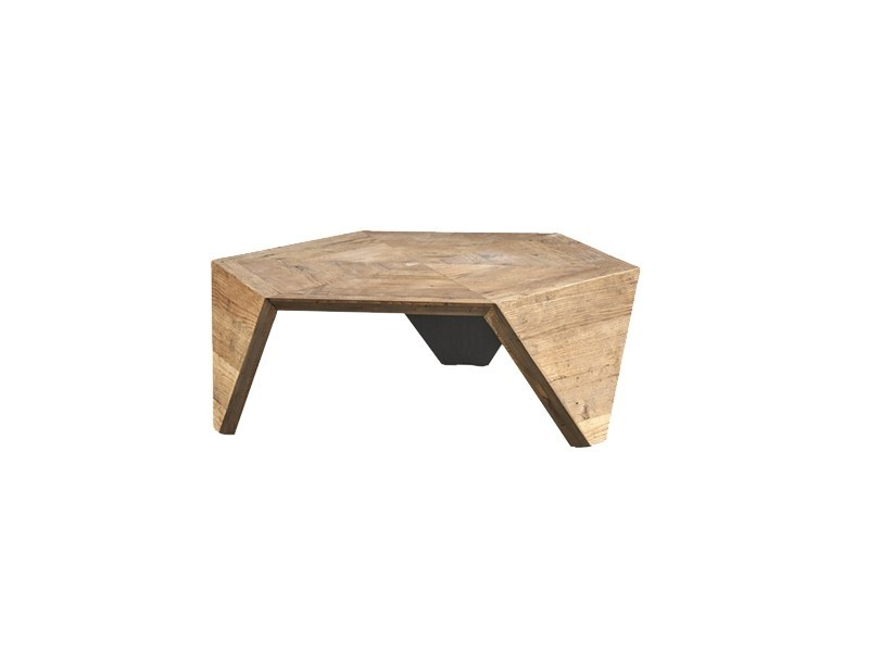 Pine coffee table DB004529 by Dialma Brown
