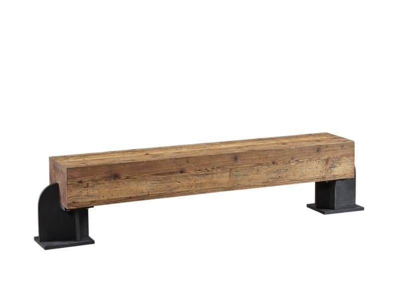 Pine bench DB004533 | Bench - Dialma Brown