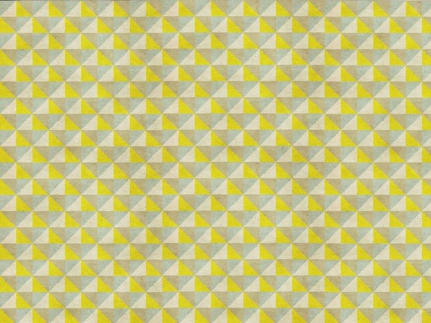 Geometric glass-fibre textile DE-24 - MOMENTI di Bagnai Matteo