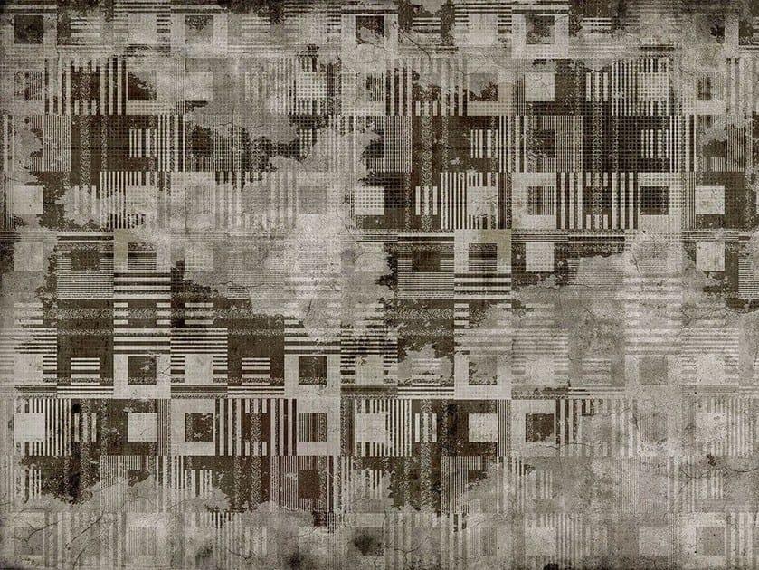 Fiberglass textile wallpaper DE-37 - MOMENTI di Bagnai Matteo