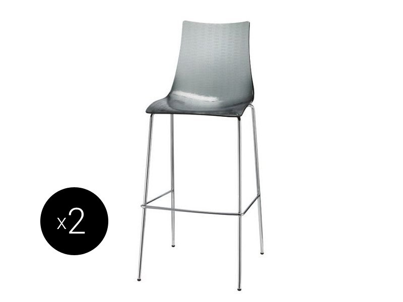 High stool DEA ANTIGRAFFIO | Stool - SCAB DESIGN